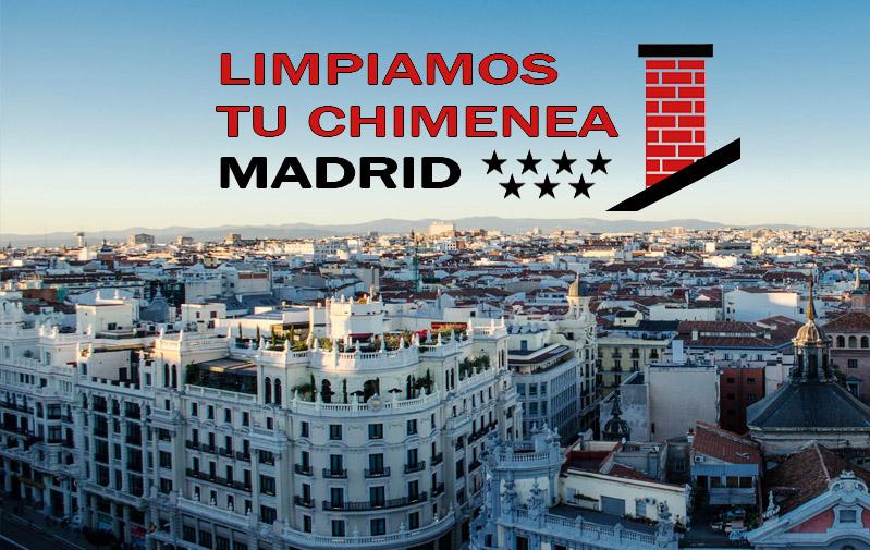 Limpieza de Chimenea Madrid